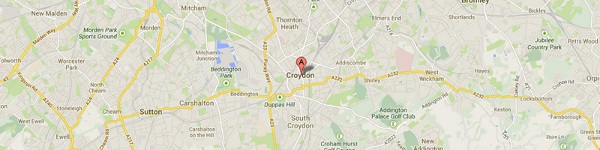 croydon-map